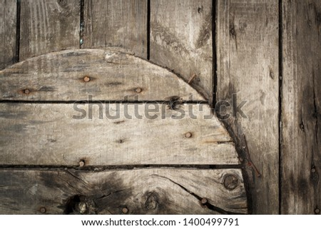 Closeup of a wooden coil for a cable and cable, background or concept. #1400499791