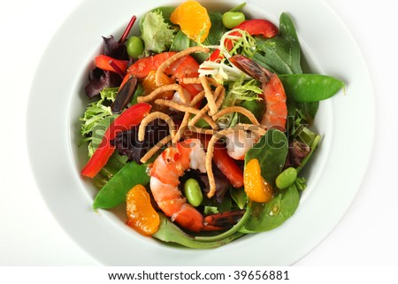 ... ginger vinaigrette asian orange ginger asian orange ginger salad back