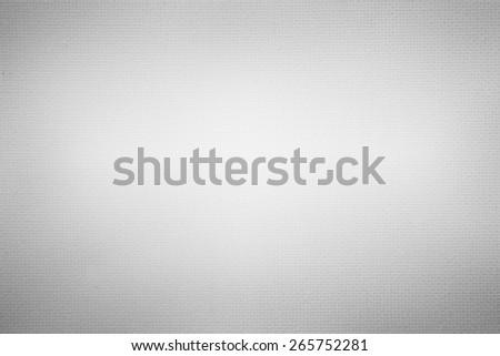 Closeup of blank canvas texture #265752281