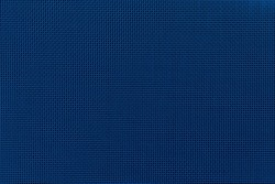 closeup of dark blue fabric texture for background used
