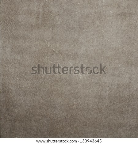 Closeup of golden color leather texture background.