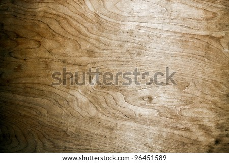 closeup of grungy dark wooden plank
