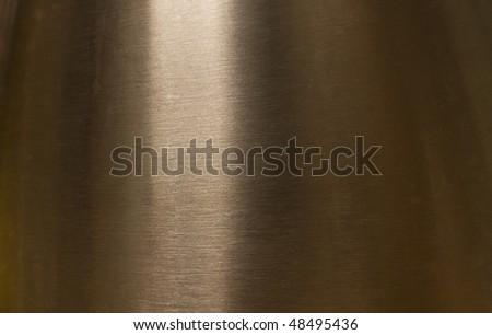 Closeup of metal copper texture