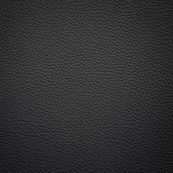 Closeup of seamless black leather texture