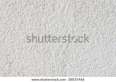 Closeup of seamless white marble chips wall texture