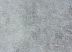 Closeup of smooth concrete wall - textured background
