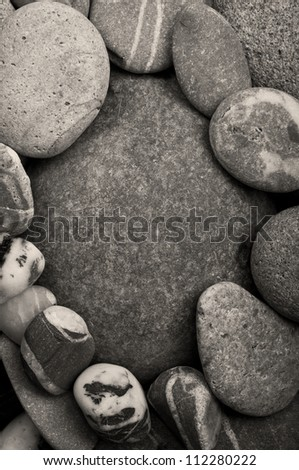 closeup of stone texture background