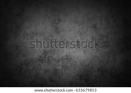 Closeup of textured grey wall - Shutterstock ID 633679853