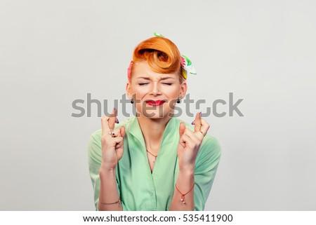 closeup portrait of a smiling...