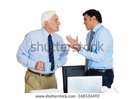 """younger boss old employee problem Different hobbies between old and young explain the relativity of """"young"""" and """"old"""" there are many similarities as well as differences between the elderly and young adults."""