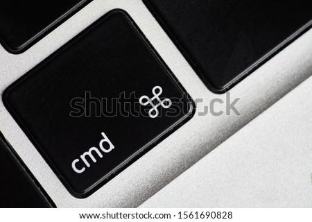 Photo of  Closeup shot of key on computer keyboard