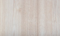 Closeup shot of rough brown natural light wood surface in vertical line. Grunge background of wooden table. High quality detail texture with copy space for designing in interior furniture industry