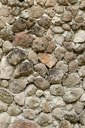 Closeup stone wall texture background