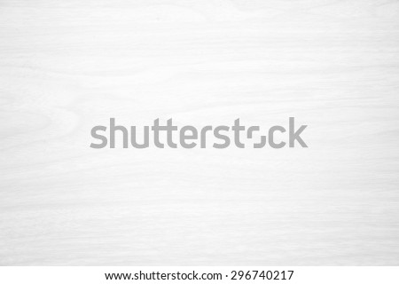 closeup table top surface detail, abstract white grain wood texture finishing panel with light on center, background or backdrop for display product in furniture material decoration concepts