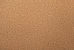 closeup texture of cork wood