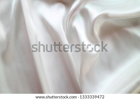 Cloth background of soft material, cloth material, silk material and pattern  #1333339472
