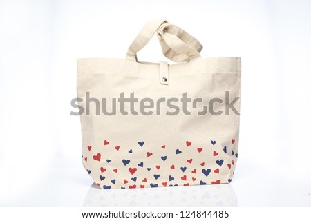 Cloth bag.