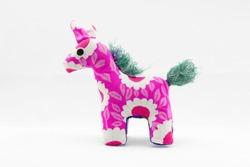 Cloth Doll Giraffe, Animal doll.