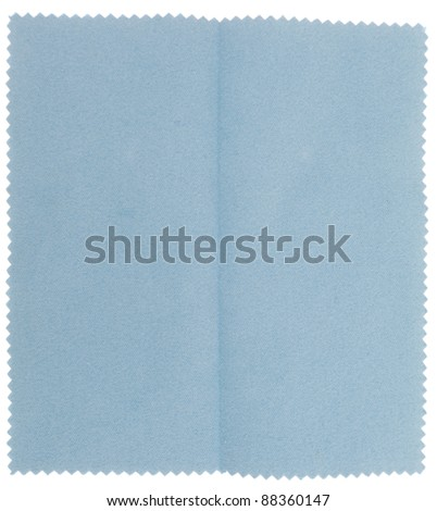 cloth for cleaning glasses