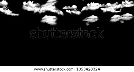 Cloud Background For Editing