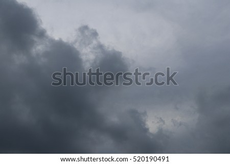 cloud before storm #520190491