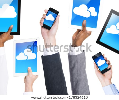Cloud Computing with Digital Devices