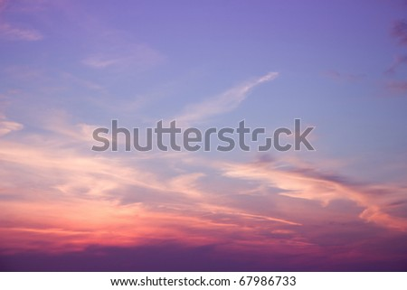 Clouds Photo Background