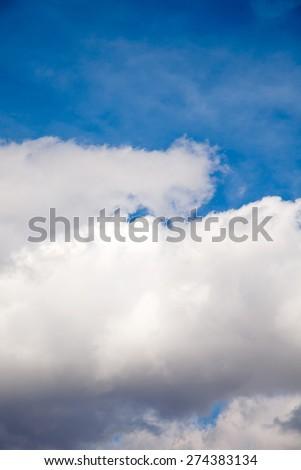 clouds, white clouds, cloud, blue sky, white clouds in the blue sky, white clouds in the sky