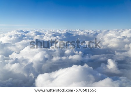Cloudscape Background #570681556