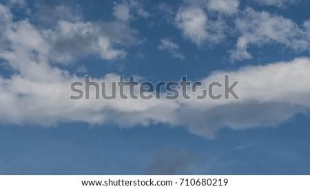 Cloudy Sky #710680219
