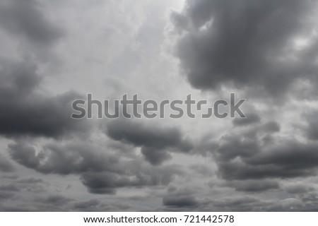 Cloudy sky #721442578