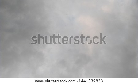 cloudy sky pic Hd background pic also