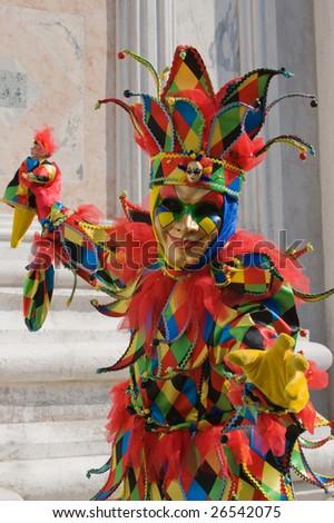 Clown of Venice