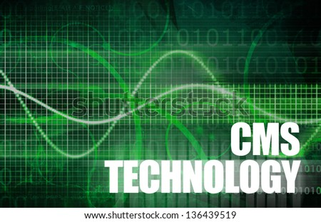 CMS Technology or Content Management System Tech
