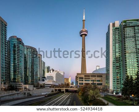 CN Tower - Toronto, Ontario, Canada
