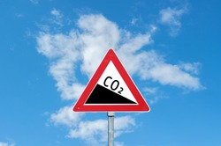 Co2 Warning sign
