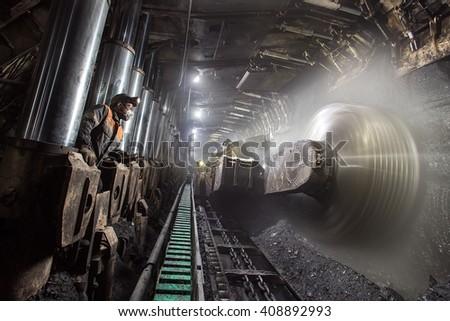 coal combine
