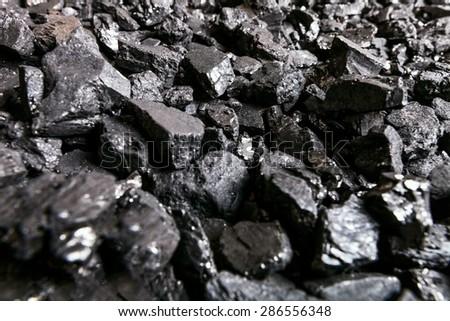 Coal, mine, power.