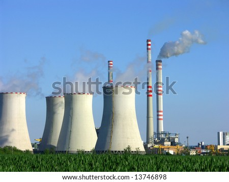 coal-power station
