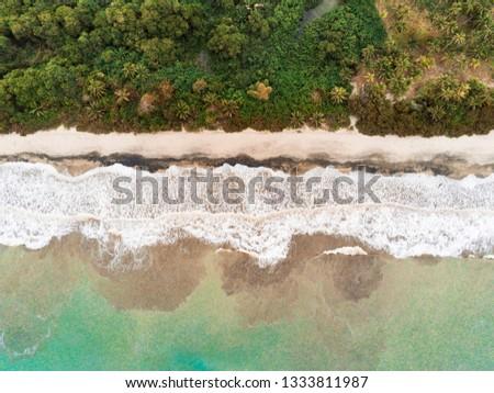 coast of Palomino Colombia #1333811987