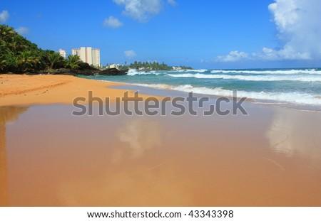 coast of puerto rico