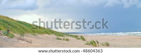 Coast of the Baltic sea.