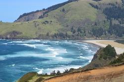 Coast. Oregon