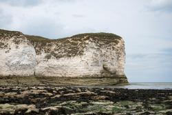 Coastal cliffs and landscape scenery