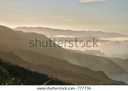 coastal haze