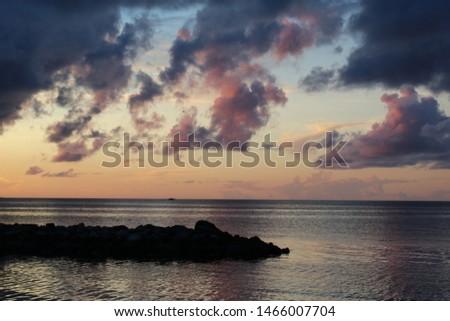Coastal Louisiana Scenery, Grand Isle Louisiana