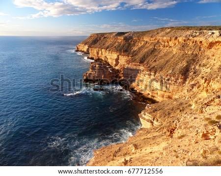 Coastal part of Kalbarri National Park, Western Australia