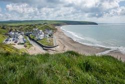 Coastal Views in Aberdaron, Wales