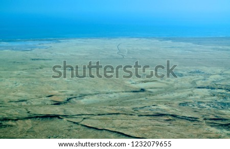 coastline of namibia #1232079655