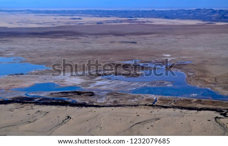 coastline of namibia #1232079685